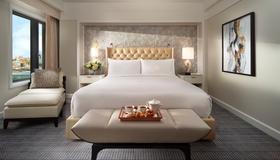 Mandarin Oriental Boston - Boston - Bedroom