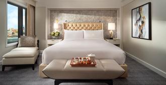 Mandarin Oriental Boston - בוסטון - חדר שינה