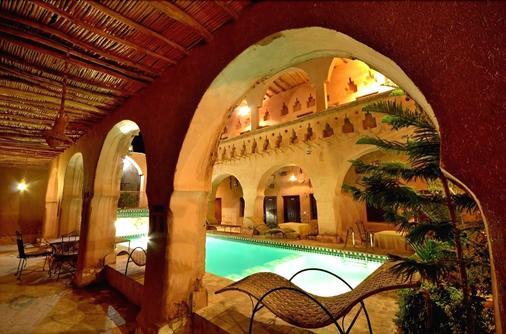 Riad Maktoub - Ouarzazate - Pool
