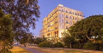 Gdm Megaron, Historical Monument Hotel - Heraklion - Building