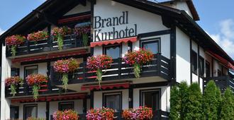 Hotel Brandl - Bad Woerishofen - Building