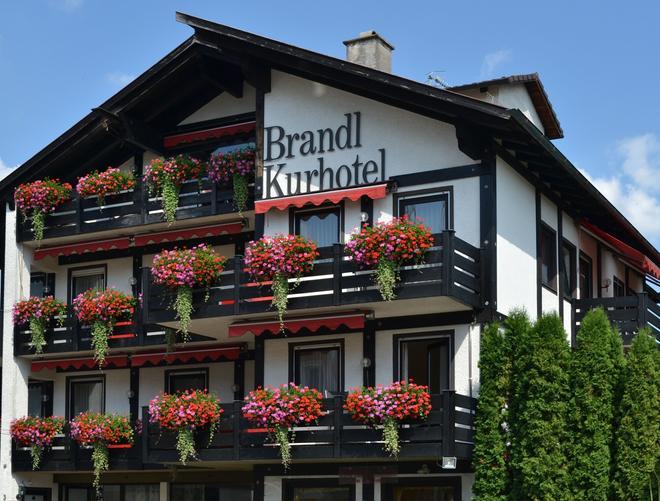 Hotel Brandl - Bad Worishofen - Rakennus