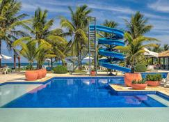 Hotel Praia do Sol - Ilhéus - Piscina