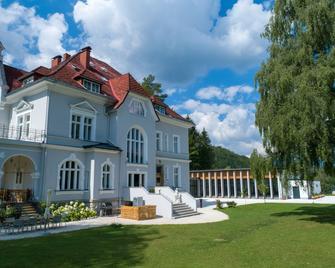 Villa Bergzauber - Rossleiten - Будівля