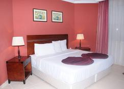 كونتيننتال سويت فاروانيا - مدينة الكويت - غرفة نوم