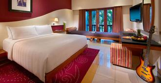 Hard Rock Hotel Bali - Kuta - Bedroom