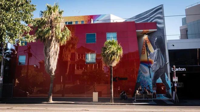 Base Backpackers - St Kilda - Melbourne - Building