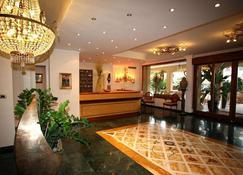Hotel Atlantico - Castiglioncello - Receptie