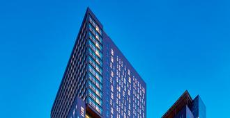 Four Points by Sheraton Seoul, Namsan - Seúl - Edificio