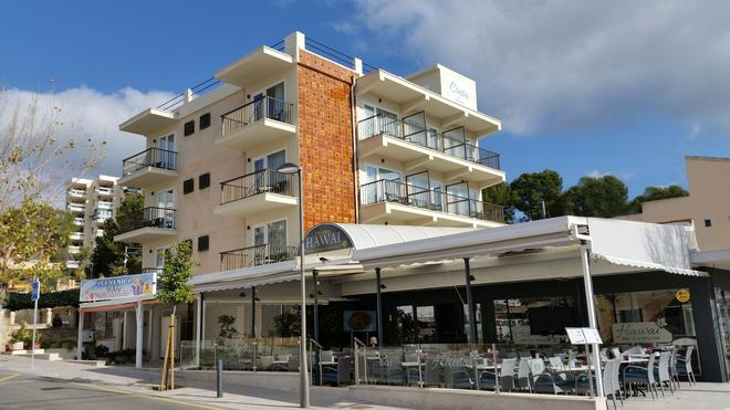 Hotel Creta Paguera - Calvià - Rakennus