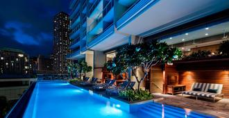 The Ritz-Carlton Residences, Waikiki Beach - Honolulu - Piscina