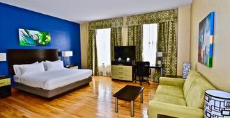 Holiday Inn Express Cleveland Downtown - קליבלנד - חדר שינה