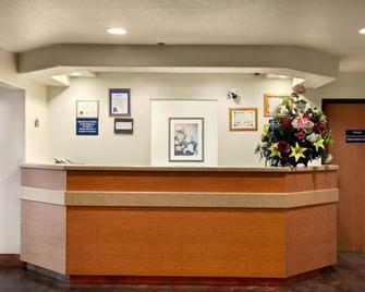 Americas Best Value Inn & Suites Ada - Ada - Рецепція