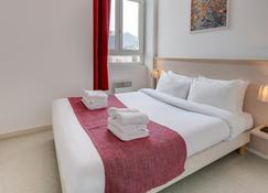 Residhotel Central Gare - Grenoble - Bedroom