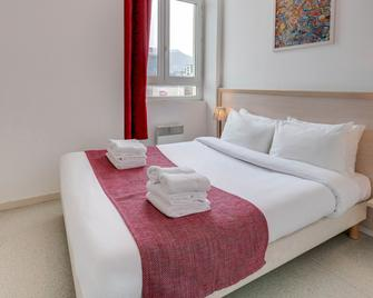 Residhotel Central Gare - Grenoble - Dormitor