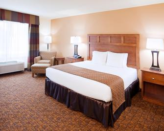 Holiday Inn Express Hotel & Suites Mount Airy, An IHG Hotel - Mount Airy - Schlafzimmer