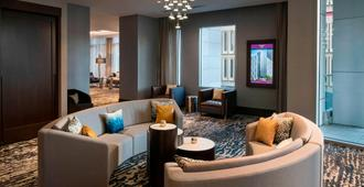 Residence Inn by Marriott Seattle Downtown/Convention Center - סיאטל - סלון