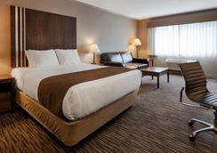Best Western Mountainview Inn - Golden - Schlafzimmer