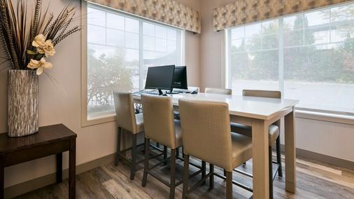 Best Western Mountainview Inn - Golden - Business Center