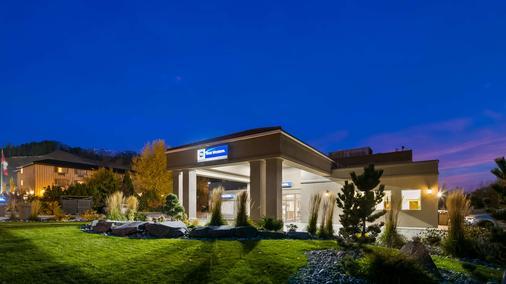 Best Western Mountainview Inn - Golden - Gebäude
