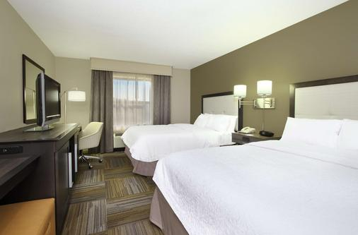 Hampton Inn & Suites Florence-Downtown - Florence - Schlafzimmer