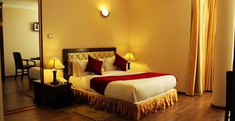 Oasis Hotel Apartment - Addis Abeba - Soverom