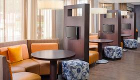 Courtyard by Marriott Houston Westchase - יוסטון - סלון