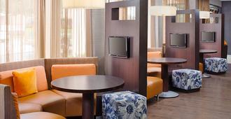 休斯敦韋斯特查斯萬怡酒店 - 休士頓 - 休士頓 - 客廳