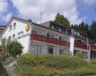 Hotel an der Sonne - Schönwald im Schwarzwald - Building