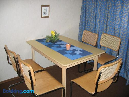 Jokirannan Majoitus - Kokemäki - Dining room