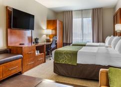 Comfort Suites Dover - Dover - Bedroom