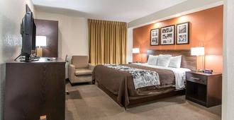Sleep Inn - Nashville - Makuuhuone