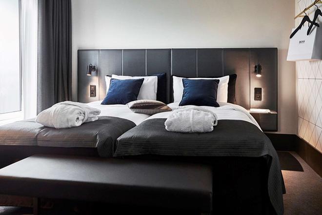 Quality Hotel View - Мальме - Спальня