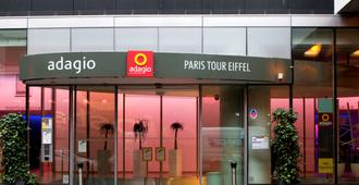 Aparthotel Adagio Paris Centre Tour Eiffel - Paris - Bâtiment