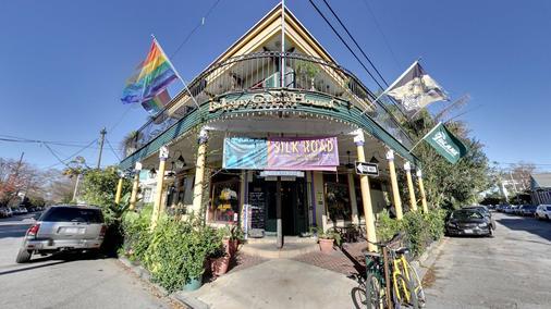 Balcony Guest House - New Orleans - Rakennus