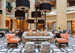 The H Hotel, Dubai - Dubai - Lounge