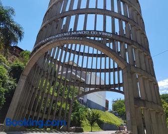 Pousada Lugama - Bento Goncalves - Gebäude