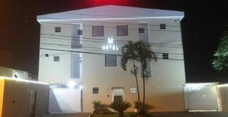 M Hotel - Sao Paulo - Building