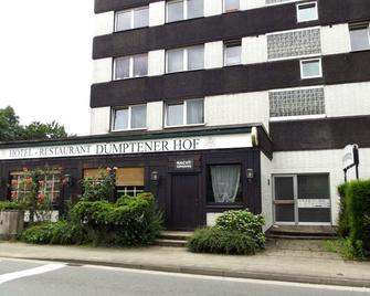 Hotel-Restaurant Dümptener Hof - Mülheim - Building
