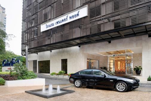 Centre Point Hotel Chidlom - Μπανγκόκ - Κτίριο