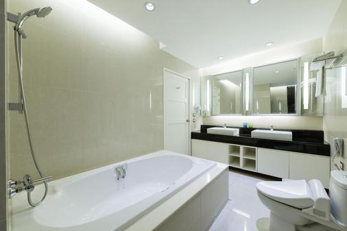 Centre Point Hotel Chidlom - Μπανγκόκ - Μπάνιο
