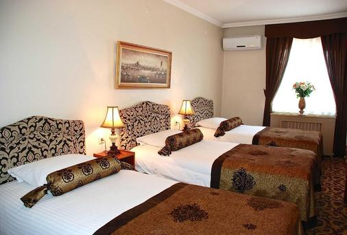 Hotel Mithat - Ankara - Bedroom