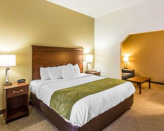 Comfort Suites Cookeville - Cookeville - Schlafzimmer
