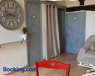 Bergerie de Bazas Gîte - Bazas - Living room