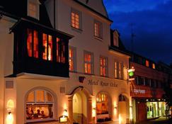 Akzent Hotel Roter Ochse - Rhens - Building