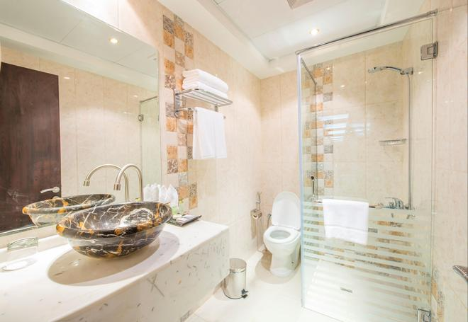 法列吉酒店 - 杜拜 - 杜拜 - 浴室