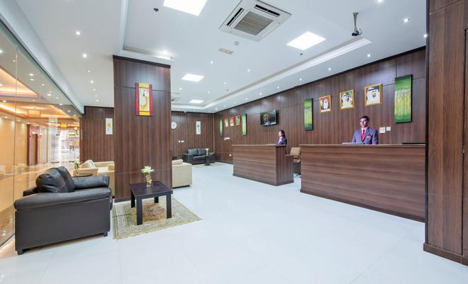 法列吉酒店 - 杜拜 - 杜拜 - 櫃檯