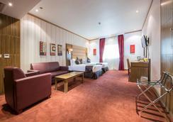 法列吉酒店 - 杜拜 - 杜拜 - 臥室