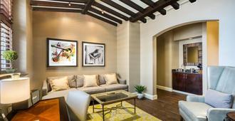 Hotel Indigo Nashville - Nashville - Living room