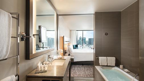 Pan Pacific Melbourne - Melbourne - Bathroom